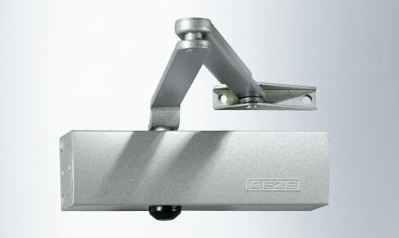 Standard mounting on door leaf hinge side; transom mounting on opposite hinge side also possible & Geze Door closer TS 1500 £31.09 - Door Closer - Overhead Door Closer ...